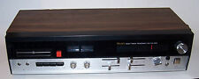 Vintage Mayfair Eight Track Recorder AM-FM-MPX Solid State Model 2100 - NICE!
