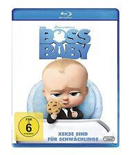The Boss Baby Blu-ray NEU & OVP
