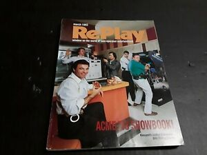 RePlay Monthly March 1993