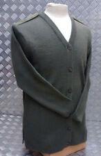 Maglioni e cardigan da uomo blu in misto lana