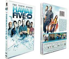 Hawaii Five-0 Season10 5 Disc DVD Box Set Brand New & Sealed
