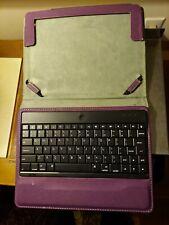 APPLE ORIGINAL IPAD 2nd Gen A1395  16GB BLACK. With case & key board.