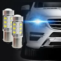 2x CREE 15 LED Car Turn Signal Reverse Back Light Bulb 12V 1156 BA15S 382 P21W