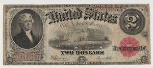 Legal Tender $2 1917 Note