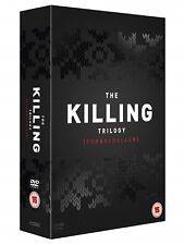 THE KILLING - Series 1-3 Complete Collection Season - 1 2 3 New UK Region 2 DVD