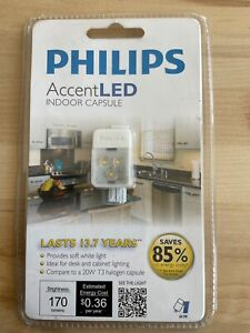 Philips Accent LED Indoor Capsule 3G4-I New