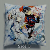 Date a Live Anime Manga two sides Pillow Cushion Case Cover 893