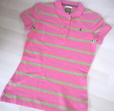 Joules Collared Casual Striped Tops & Shirts for Women