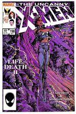 UNCANNY X-MEN #198(10/85)LIFE-DEATH,Pt.II(BARRY WINDSOR-SMITH)CGC WORTHY(NM/NM+)