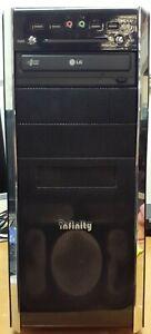 Refurbished Desktop - AMD Athlon 3.2GHz. 4GB RAM. 500GB RAID1. Win 10 Home 64bit