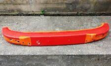 PORSCHE 911 PARAURTI ANTERIORE DESTRA impatto qui sotto in gomma Concertina 930 Turbo 1974-89
