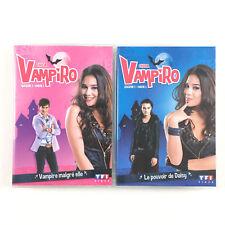 Coffret Lot 10 DVD Chica Vampiro / Partie 1 et 2 De La Saison 1