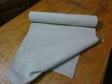 A Homespun Linen Hemp/Flax Yardage 12 Yards x 22'' Plain  # 8326
