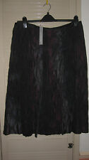 Formal Polyester A-line Skirts Plus Size for Women