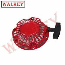 Recoil Pull Start Starter Assembly for HONDA Motor Engine GX100 Generator Red