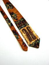 ZENITH Cravatta Tie RARE Vintage 90 SETA  100%  SILK  ORIGINALE