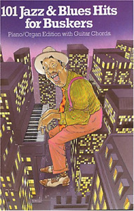 101 Jazz and Blues Hits for Buskers, VARIOUS, Good Condition Book, ISBN 97807119