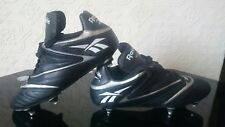 RARE REEBOK VINTAGE SIDEWINDER FOOTBALL BOOTS 8 1988 *SAMPLE ONEOFF* MADE ITALY