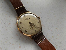 ZENITH 18CT GOLD SPORTO WRISTWATCH 1960