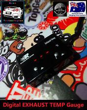 Digital EXHAUST TEMP Gauge ** 4WD EGT Pyro Amarok Pajero Triton Navara Prado **