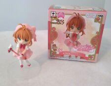 Banpresto Card Captor Sakura Atsumete For Girls 1 Kinomoto Figure Authentic