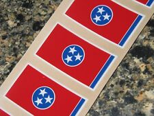 TENNESSEE STATE FLAG Football Helmet Decals Qty (1) FULL Size 3M 20MIL