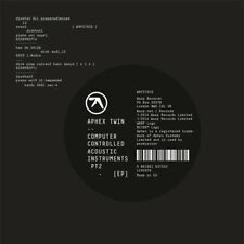 Aphex Twin - Computer Controlled Acoustic Instruments pt2 EP (NEW CD)