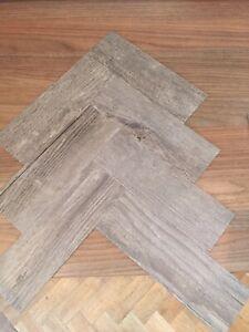 Amtico Spacia Coastal Pine Parquet Blocks LVT Flooring