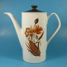 Johnson Brothers CORN ON THE COB Coffee Pot Made in England