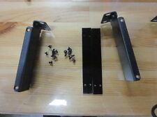 Shure dual rack mount - ULXP4 PSM P2T, P4M, P4T, DFR11EQ5, DP11EQ, SCM262 SCM268