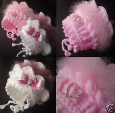 CROCHET PATTERN by Beautiful-Babys-Bonnets for Girls/Toddler Hat #14