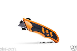 Gerber Transit 2in1 Utility Industrial Folding Knife Tool 31-001039 + 5 Blades