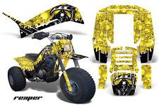 Yamaha DX2250 3 Wheeler Graphic Kit DX 225 Shaft AMR Racing Parts Decal REAPER