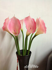 Artificial Flowers and Plants Latex Calla Lily F31