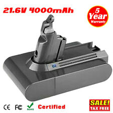 4.0AH For Dyson Vacuum Cordless Battery V6 DC58 DC59 DC61 DC62 DC72 SV03 Animal