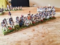 28mm Early Napoleonic 17th au French Infantry