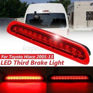 Third Rear Tail Light Stop Brake Lamp For Toyota HiAce HiAce/Commuter Van 05~13