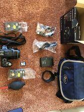 LUMIX Panasonic FZ200 Camera. 12.1 Megapixels And Case