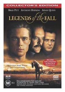 Legends Of The Fall (DVD, 2001)