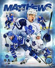 Auston Matthews Toronto Maple Leafs 2017 NHL Composite 8x10 Photo - Licensed