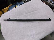 Daisy Heddon VL rifle Barrel 22 cal. with sights rare vintage gun part good bore
