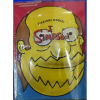 I Simpson Stagione 12 DVD Limited Edition Maschera / 20th Century Fox Sigillato