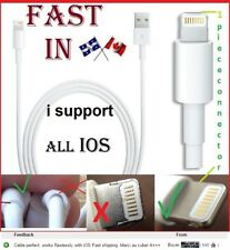 Lightning Cable Cord 8pin for iphone 5 5S 5C SE 6 7 8 Plus X ipod all ios sync ,