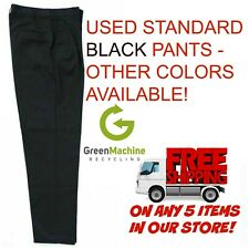 Used Uniform Work Pants Cintas, Redkap, Unifirst, G&K, Dickies and others