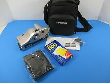 Polariod Joycam Instant Film Camera Outfit w/ Sealed 500 Film and Case/Acc VS4B