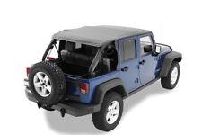 Trektop NX schwarz Factory Style Softtop Verdeck 4 Türer Jeep Wrangler JK 07-17