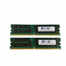 8GB (2x4GB) Memory RAM Compatible with Dell PowerEdge 2850 DDR2-PC3200 B47