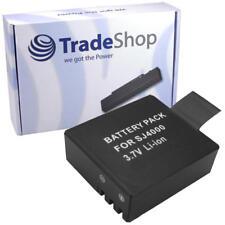 900mAh Li-ion Batterie Für SJ4000 SJ 4000 Sport Kamera DVR DV Schwarz