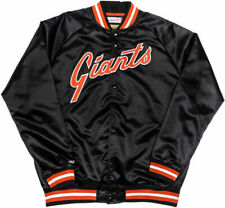 Mitchell & Ness Lightweight satin jacket San Francisco Giants - Men L