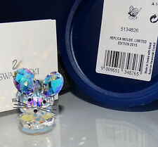 Swarovski  Replica Mouse Limitied Edition 2015 Aurora Borealis 5134826 MIB